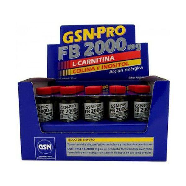 GSN - PRO FB-2000 (20 viales)