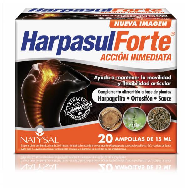 HARPASUL FORTE (20 ampollas)