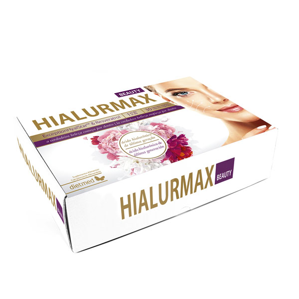 HIALURMAX BEAUTY (30 cápsulas)