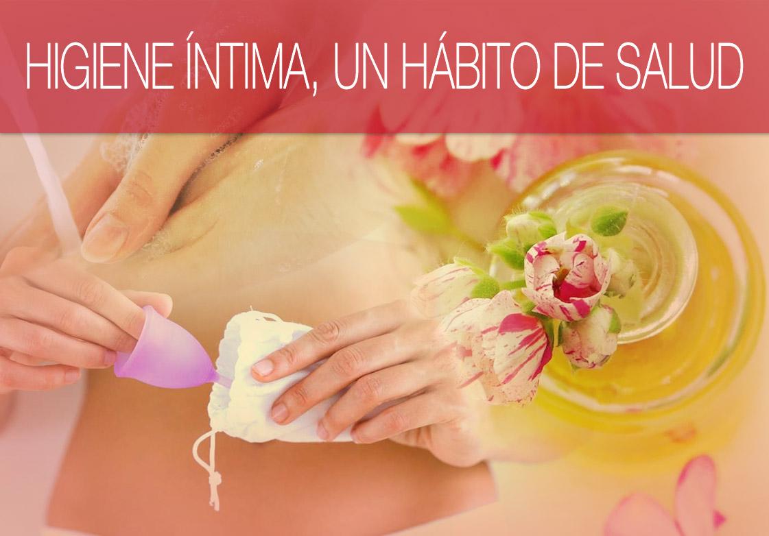 Dedicar atención a nuestra higiene intima es un hábito saludable