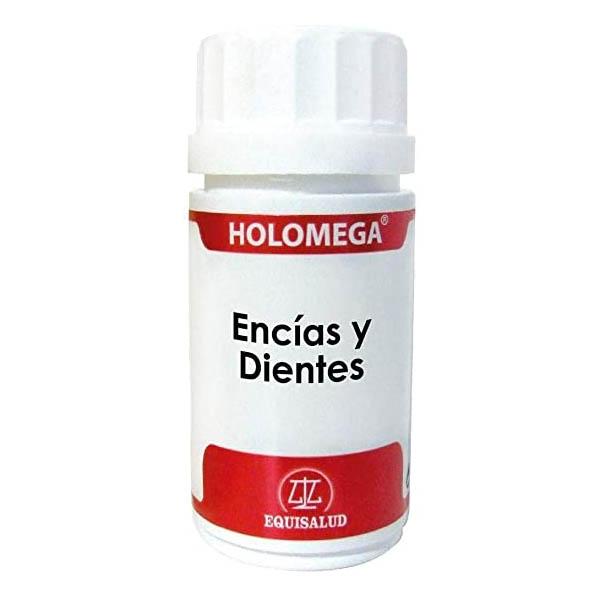 HOLOMEGA ENCÍAS Y DIENTES (50 cápsulas)