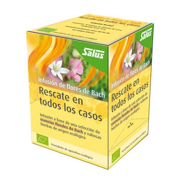 INFUSIÓN RESCATE EN TODOS LOS CASOS bio (15 filtros)