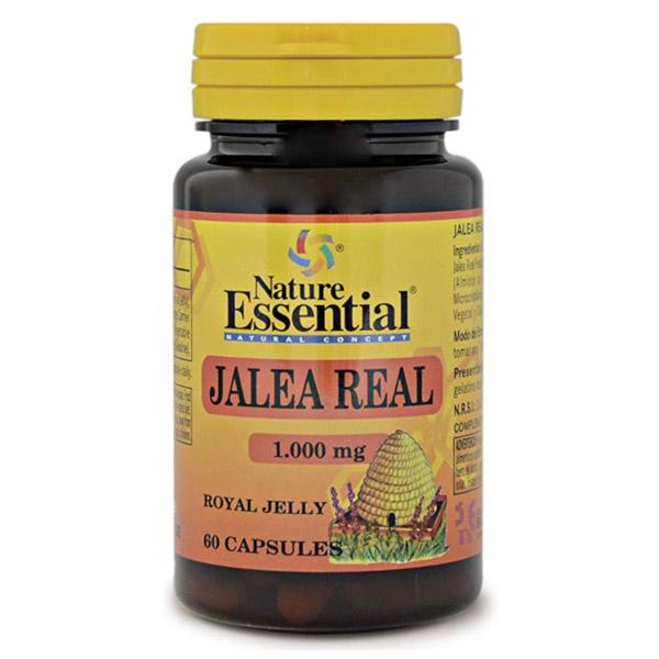 JALEA REAL 1000 mg (60 cápsulas)
