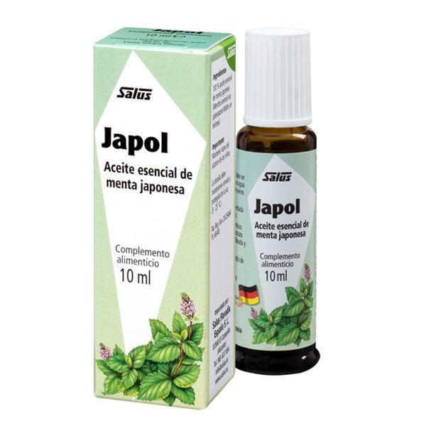 JAPOL - aceite esencial de MENTA JAPONESA  (10 ml)