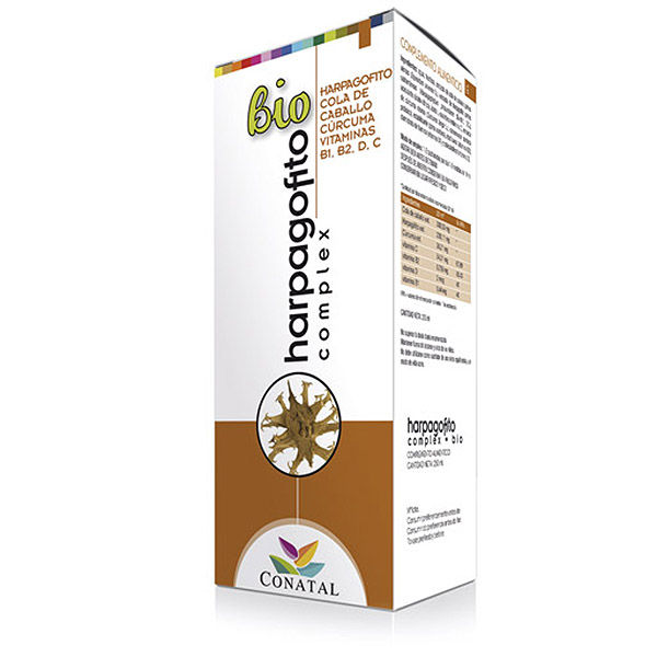 HARPAGOFITO complex bio jarabe (250 ml)