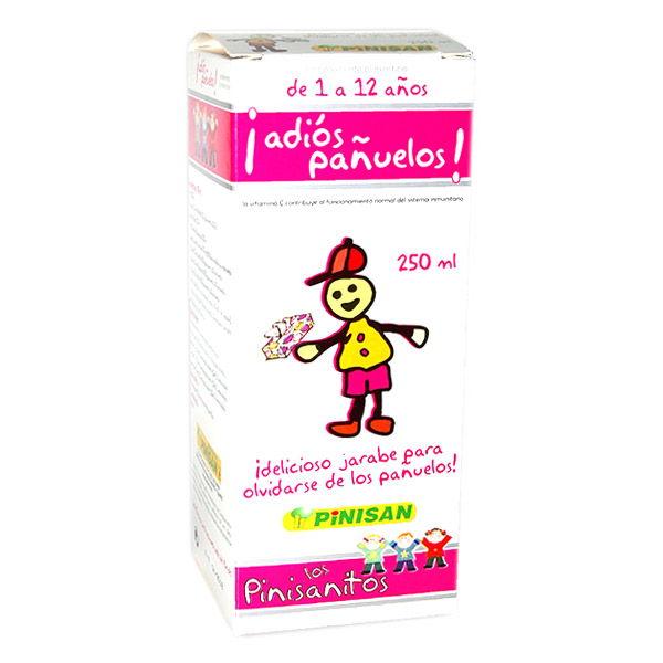 ADIOS PAÑUELOS Jarabe (250 ml.)