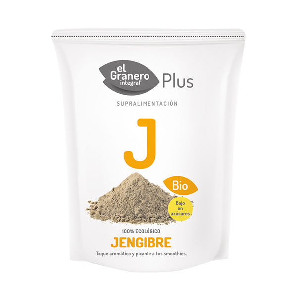 JENGIBRE BIO (150 gr.)