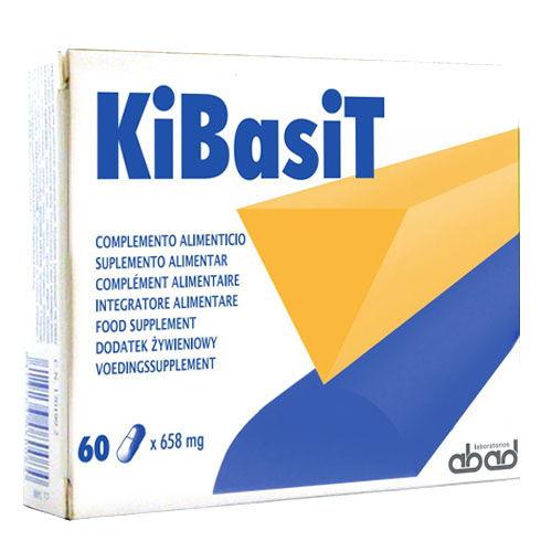 KIBASIT (60 cápsulas)