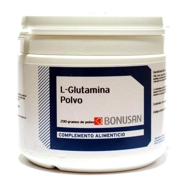 L-GLUTAMINA (200 gr.)