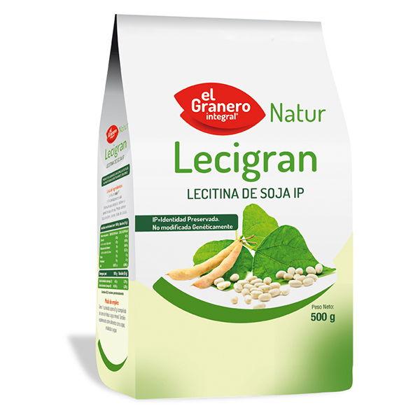 LECIGRAN Lecitina de soja IP  (500 gr.)