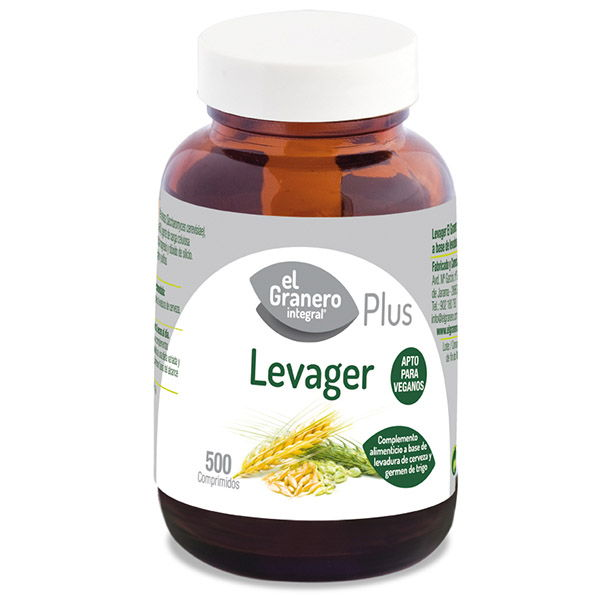 LEVAGER (500 compr.)