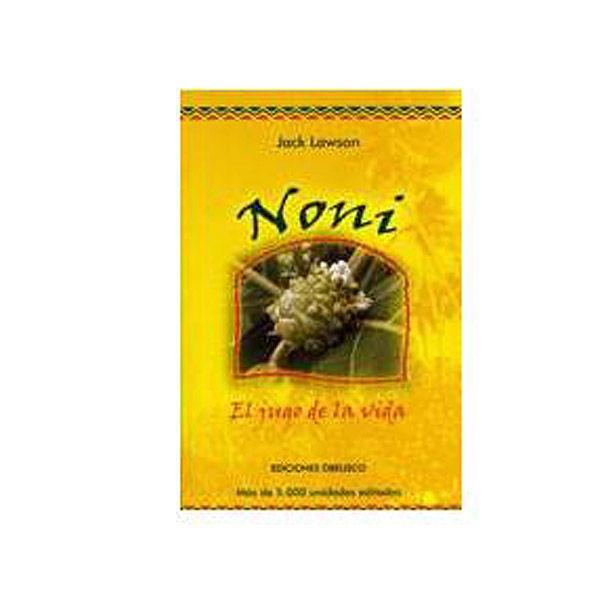 Libro NONI   ´El jugo de la vida´
