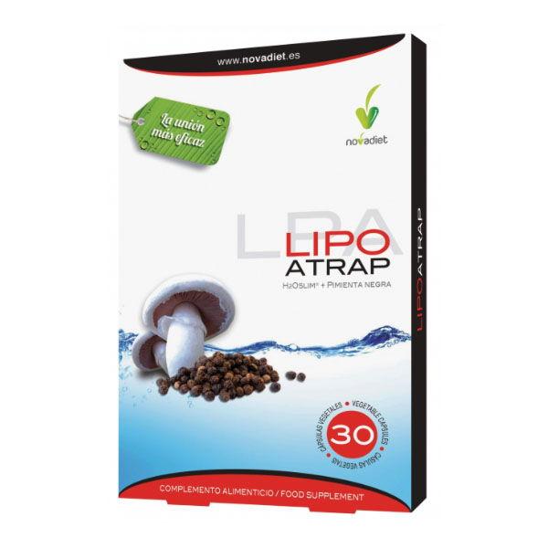 LIPOATRAP (30 cápsulas)