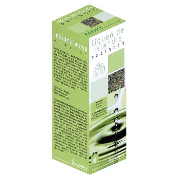 LÍQUEN DE ISLANDIA extracto (50 ml)
