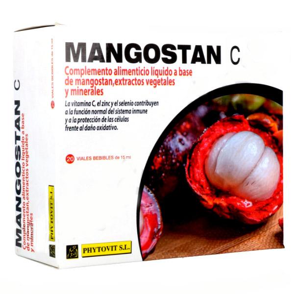 MANGOSTAN C (20 viales)