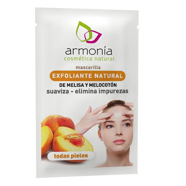 EXFOLIANTE NATURAL Melisa y Melocotón (10 ml.)