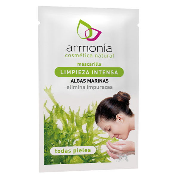 MASCARILLA Limpieza Inten. Algas Marinas (10 ml.)