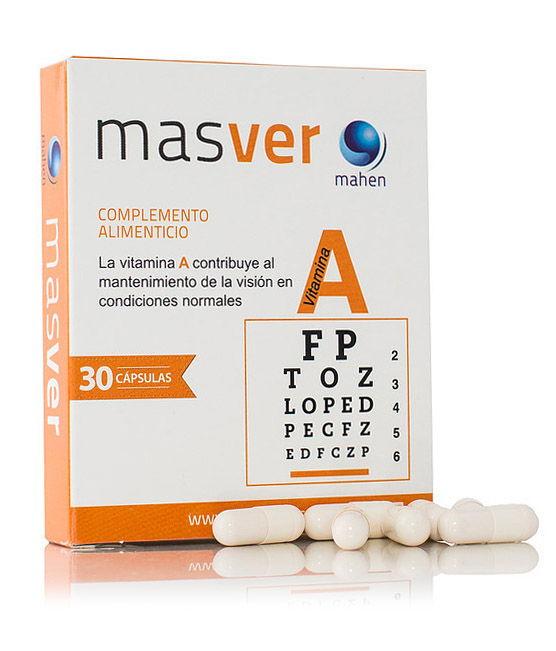MASVER (30 cápsulas)