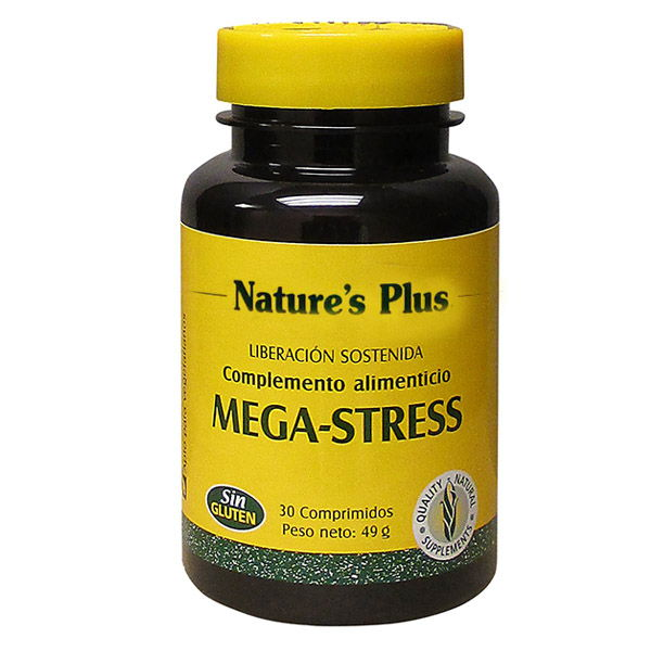 MEGA-STRESS (30 comprimidos)