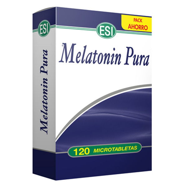 MELATONIN PURA 1 mg. (120 microtabletas)