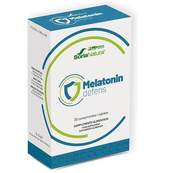 MELATONIN DEFENS (30 comprimidos)