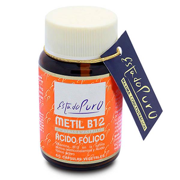 Vitamina B12 de alta asimilación, metilcobalamina