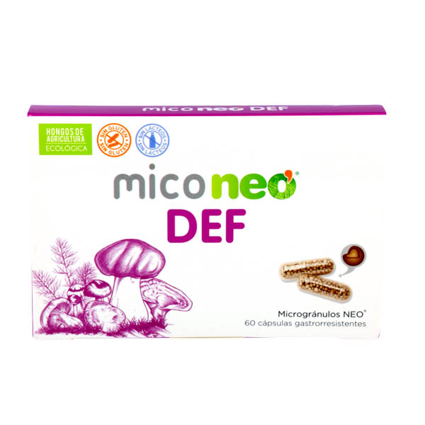 MICO NEO DEF (60 cápsulas)