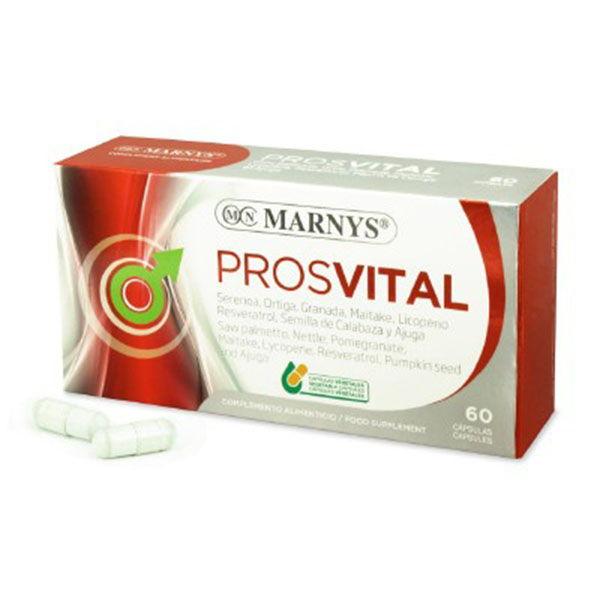 PROSVITAL (60 cápsulas vegetales)