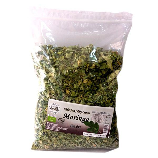 MORINGA hojas bio (100 g.)