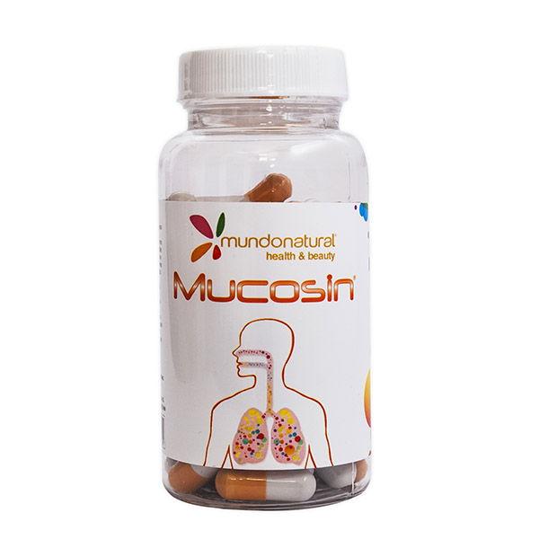 MUCOSIN (60 cápsulas)