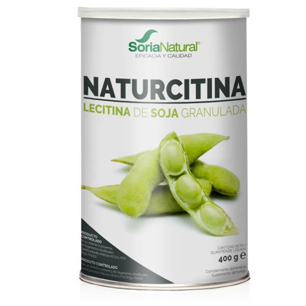 NATURCITINA-Lecitina de Soja (400 gr.)