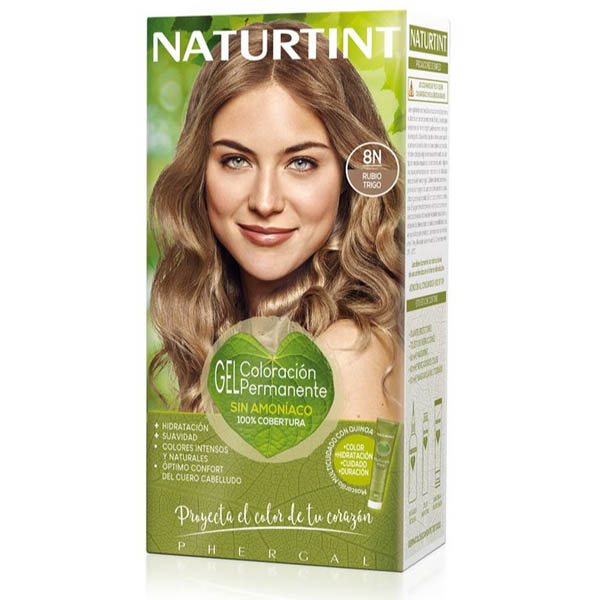 NATURTINT 8N- RUBIO TRIGO (150 ml)