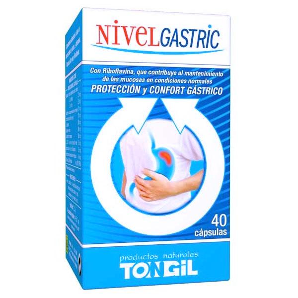 NIVELGASTRIC (antiguo STOMACALM) (40 cápsulas)