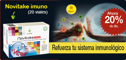 NOVITAKE imuno (20 viales)