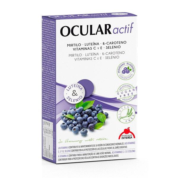 OCULAR ACTIF (28 cápsulas)