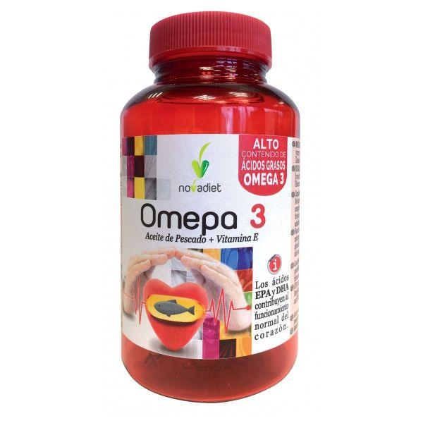 OMEPA 3 antiguo EPANOVA PLUS (90 cápsulas)