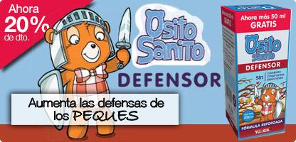 OSITO SANITO Defensor (250 ml.)