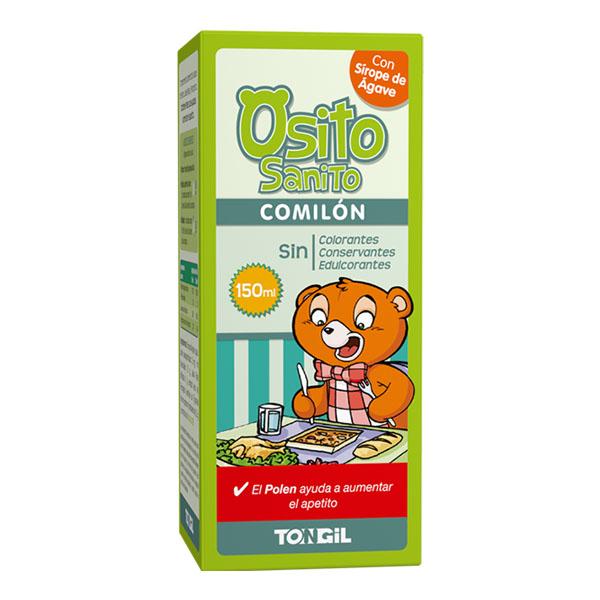 OSITO SANITO Comilón (150 ml)