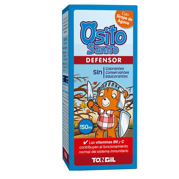 OSITO SANITO Defensor (150 ml.)