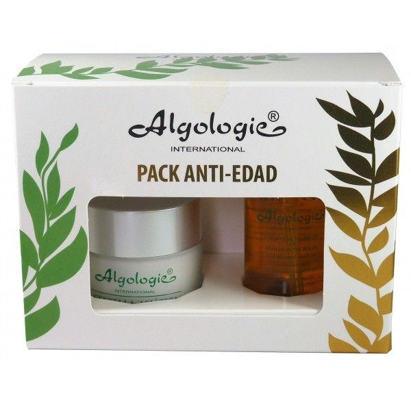 PACK ANTIEDAD (Crema centella + complejo nutritivo)