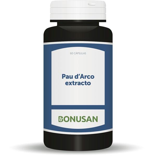 PAU D´ARCO Extracto (60 cápsulas)