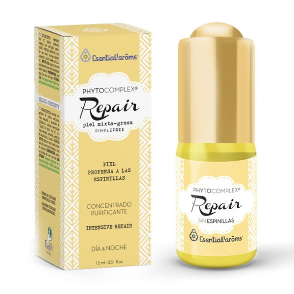 PHYTOCOMPLEX REPAIR PIEL Mixta Grasa (15ml.)