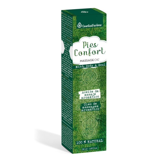 PIES CONFORT MASSAGE OIL- Aceite masaje pies cansados (50 ml.)