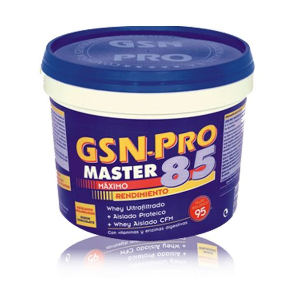 GSN - PRO MASTER 85 Chocolate  (1000 gr.)
