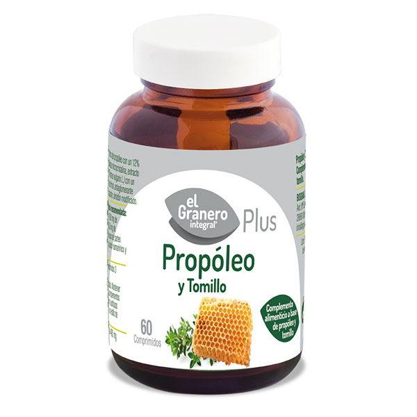 Propóleo + Tomillo (60 comprimidos)