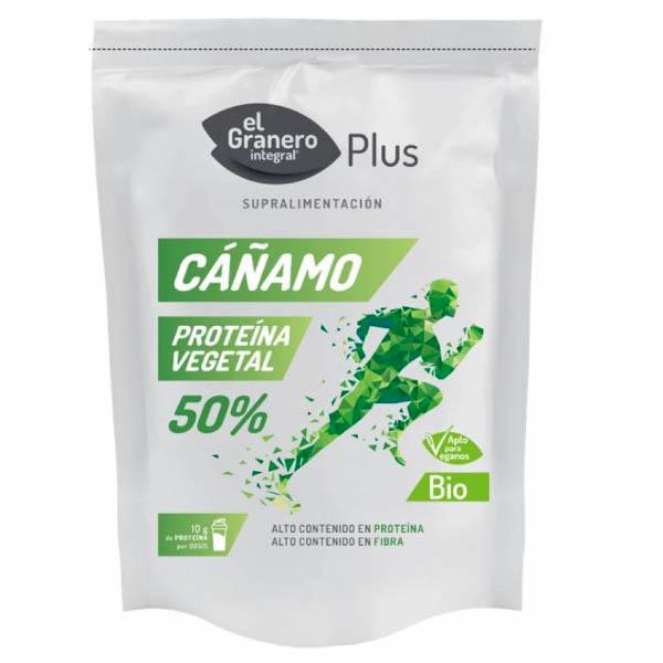 Proteína de CAÑAMO en polvo bio (200 g)