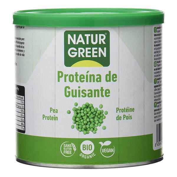 Naturgreen PROTEINA DE GUISANTE bio (250 gr)