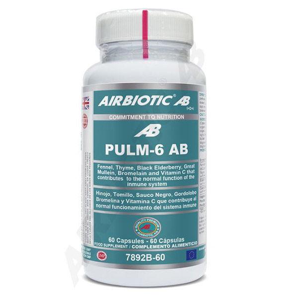 PULM-6 AB (60 cápsulas)