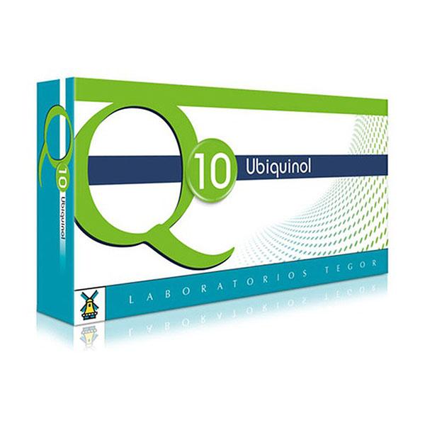 Q10 + UBIQUINOL (28 cápsulas)