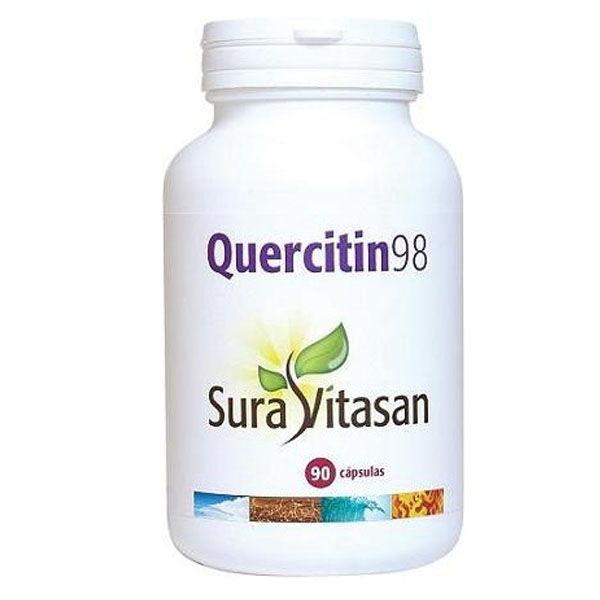 QUERCITIN 98 (30 cápsulas)